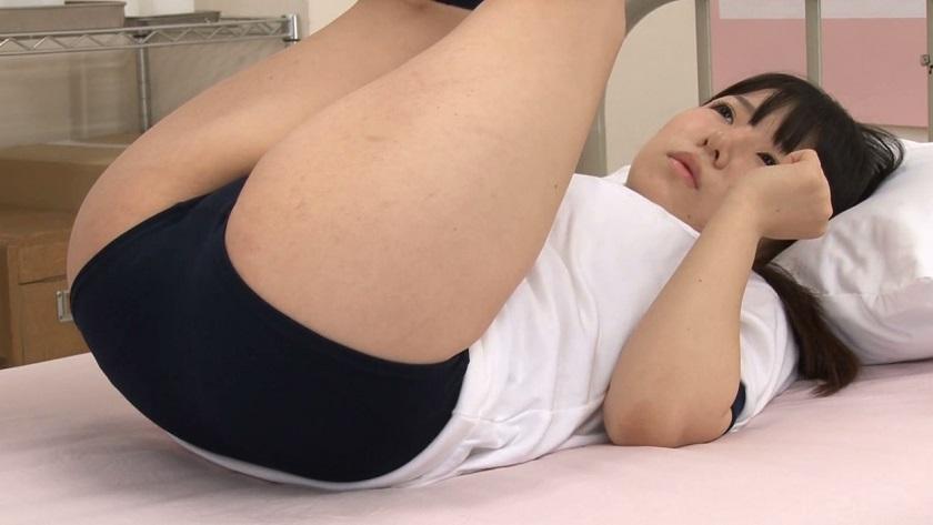 マッサージされブルマ汁が溢れ出す高感度女子校生2