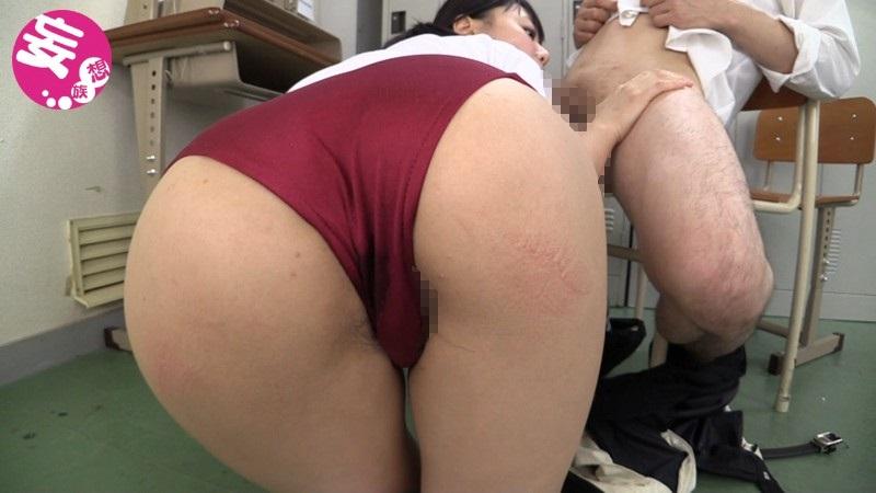 むっちりプリ尻ブルマの課外授業 浜崎真緒