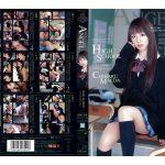 【スク水女子高生が素足でチンポをしごく】前田千春 ANGEL HIGH SCHOOL
