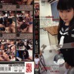 【女子中学生をブルマ一丁にさせておっぱい揉み】小川菜央 少女体罰4